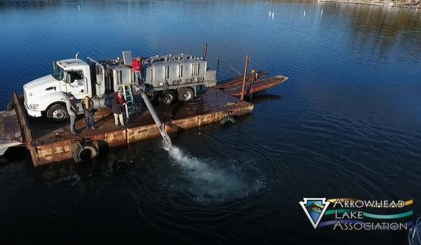 Fish Stocking - Arrowhead Lake Association